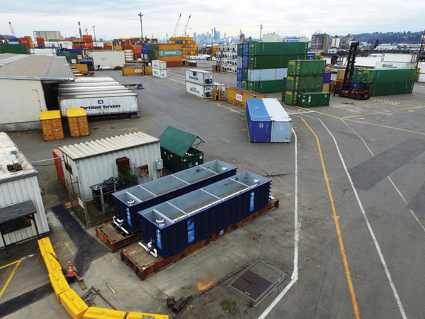 stormwater solution marina terminal seattle