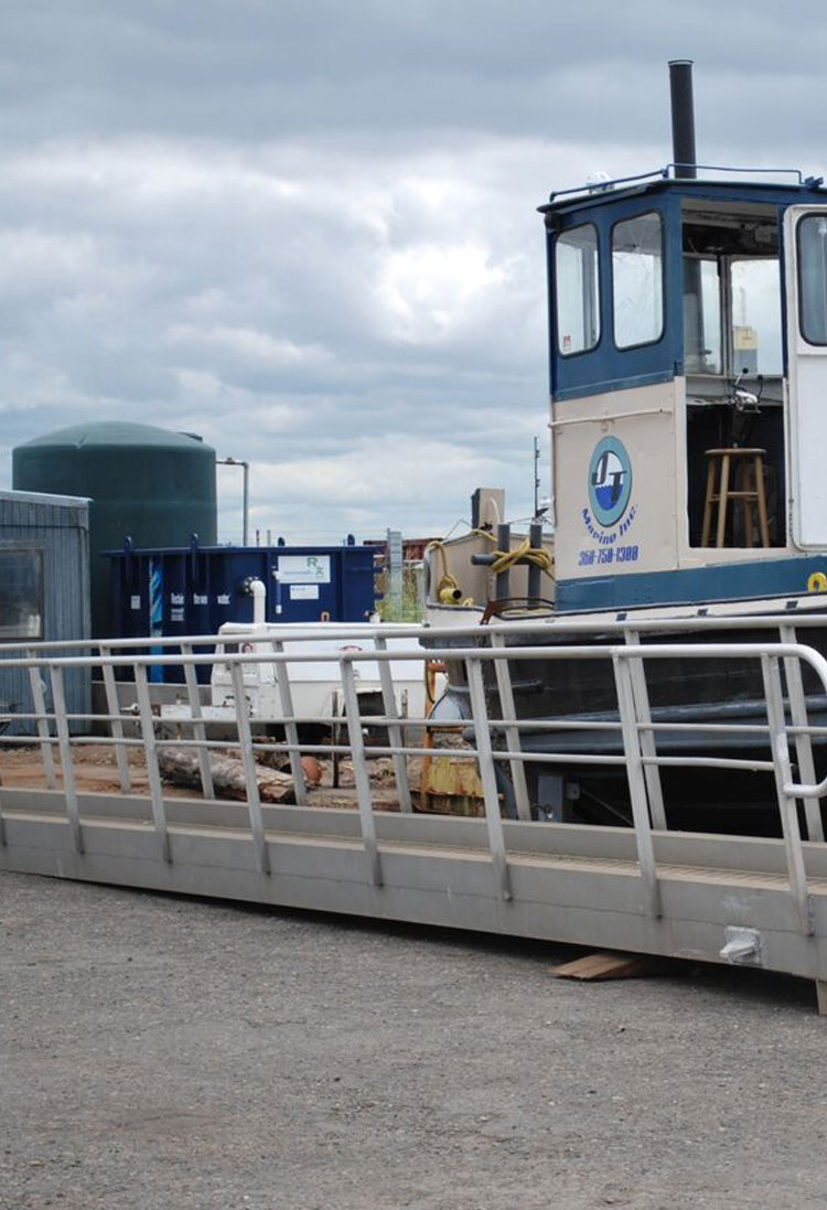 JT Marine Shipyard & Drydock Stormwater Pollutants Solution