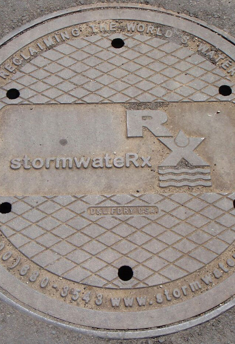 Washington Iron Works Stormwater Pollutant Solution