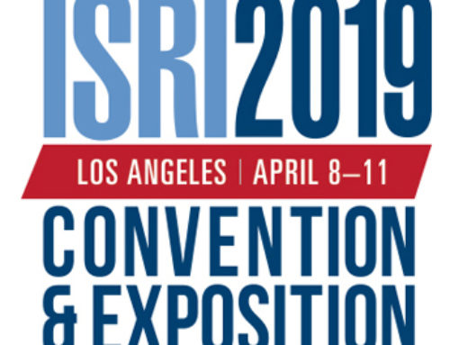 StormwateRx Presents at ISRI 2019